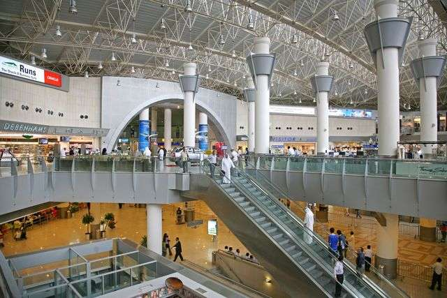 Aeroporto Kuwait : Kuwait to collect dna samples from all tourists visitors