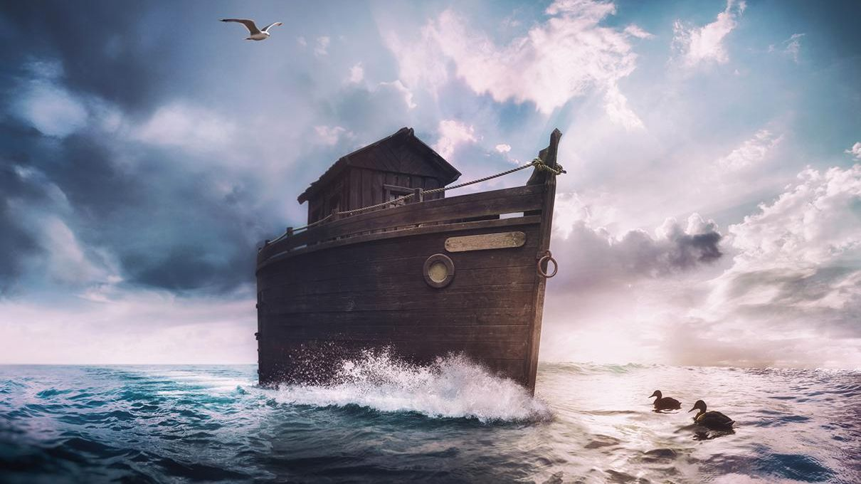 The Hunt for Noah's Ark Is Ongoing, Probably Futile ...