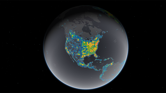 As Light Pollution Grows Much of Humanity Can 39 t See the Milky Way HowS