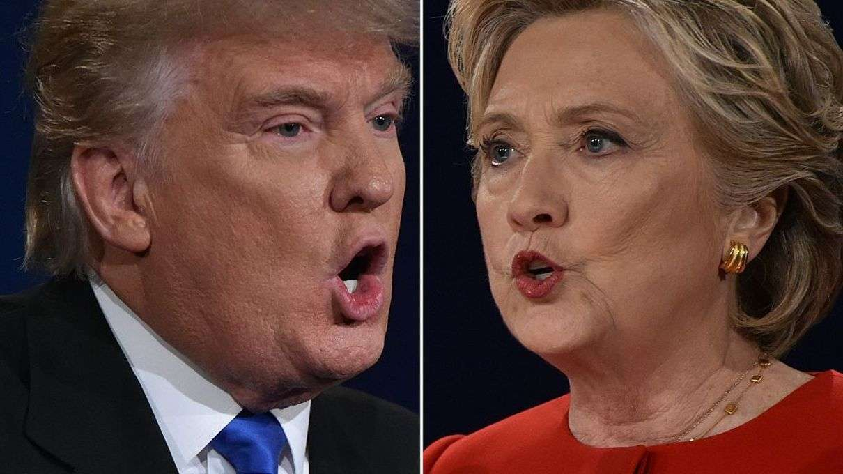 What Were Clinton and Trump Subconsciously Saying in the Presidential Debate?