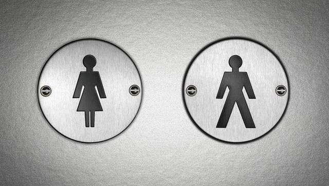 gendered bathrooms. Gender specific Bathrooms Are a Relatively Recent Invention