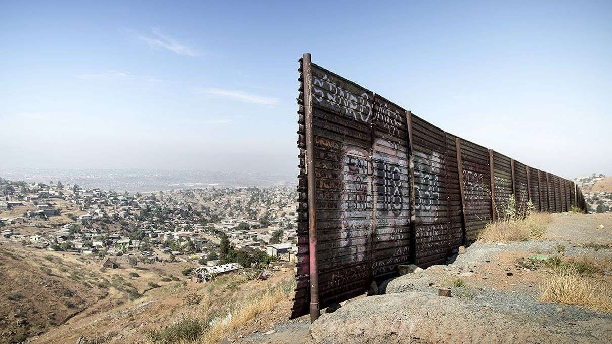 Is building a country border wall even possible for Border wall