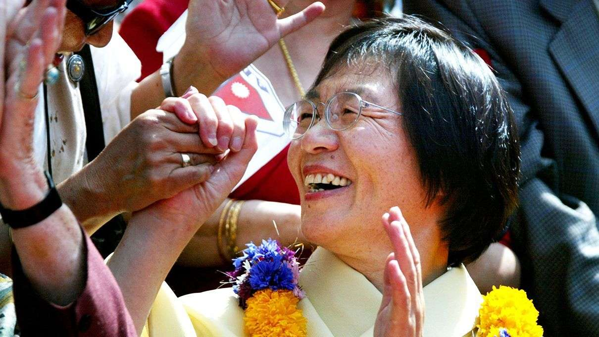 Junko Tabei, the First Woman to Conquer Everest, Has Died
