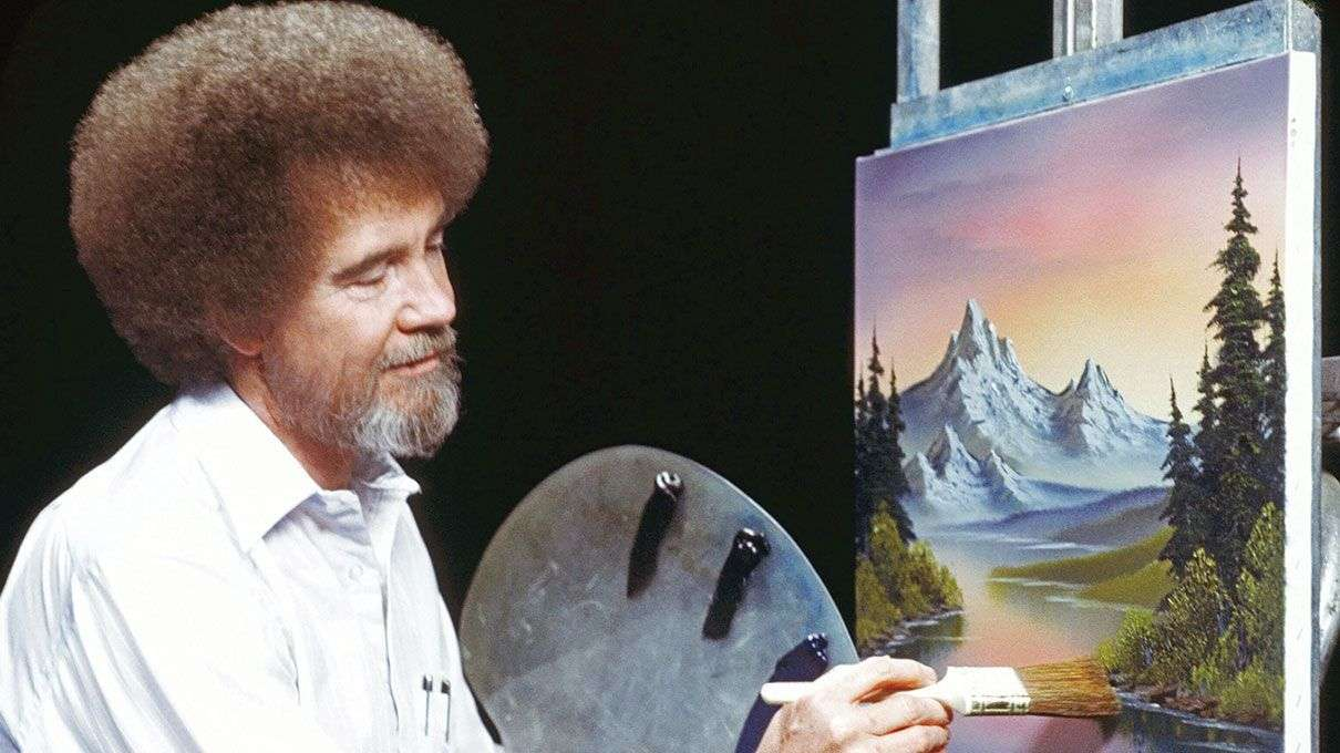 5 Things You Didn't Know About Bob Ross