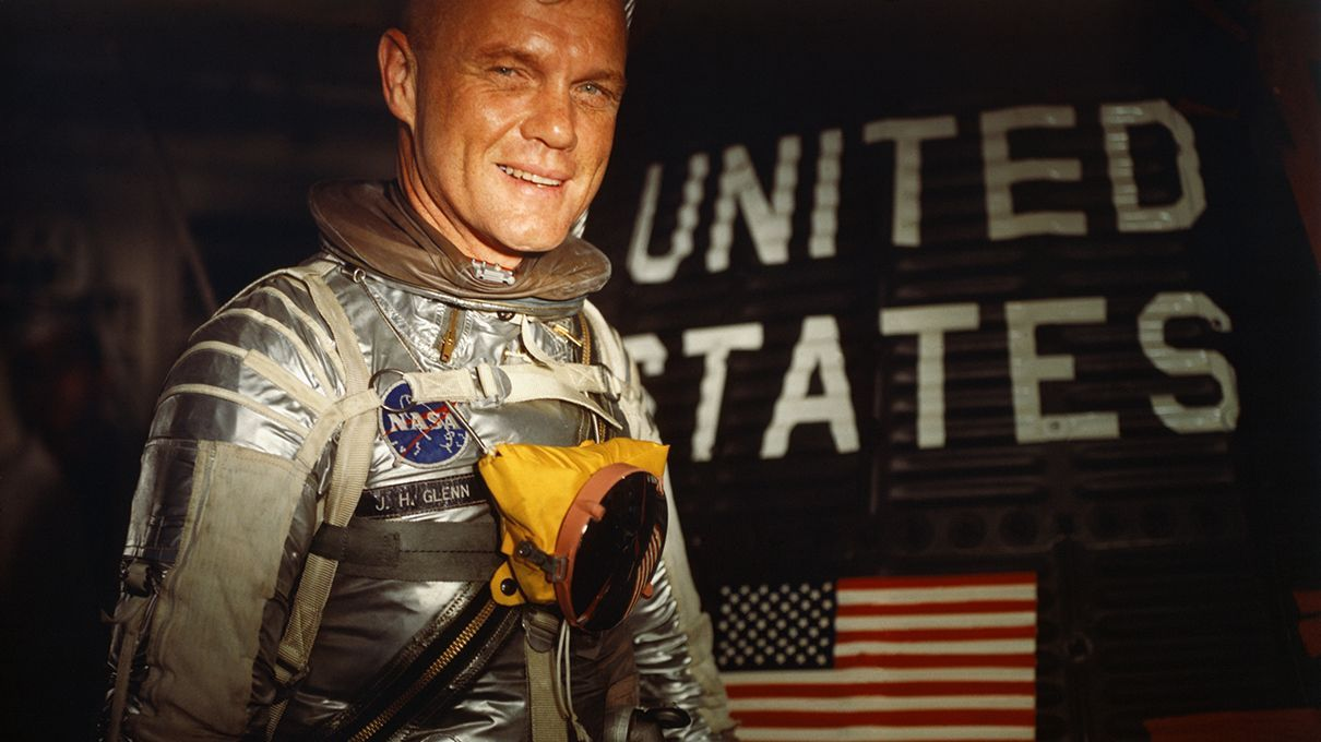 Goodbye to a Beloved Astronaut