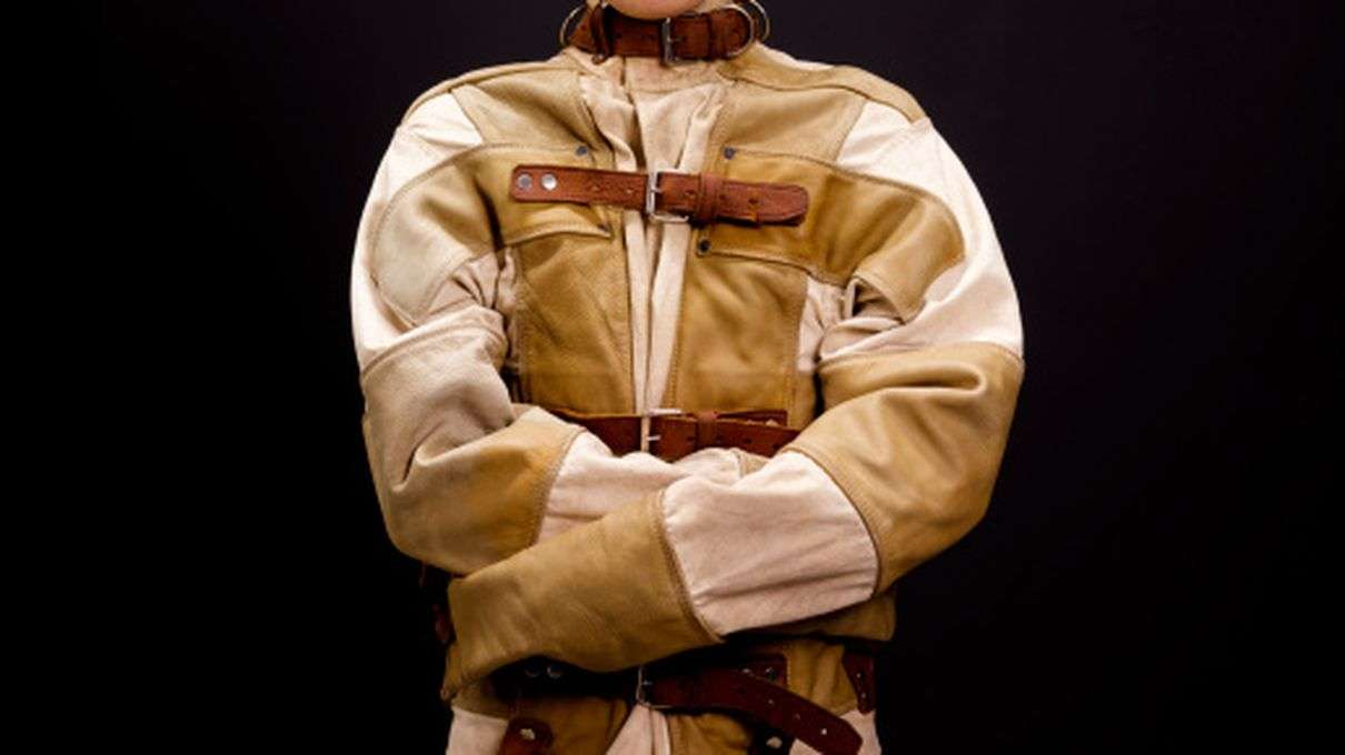 Straitjackets Are Still in Use, Just Not Where You Think ...