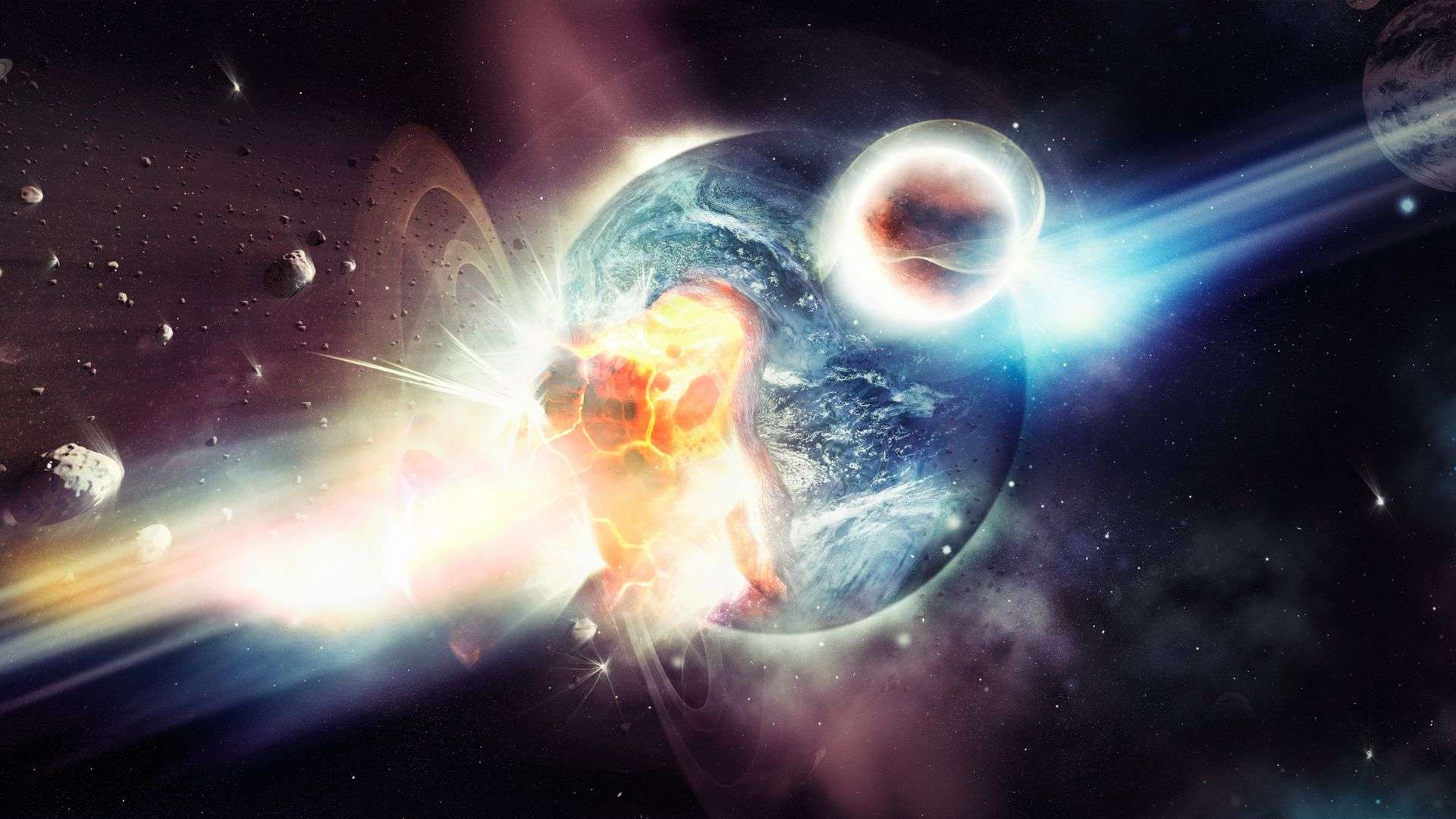 Astronomers Investigating Planetary Birth Make Discoveries ...