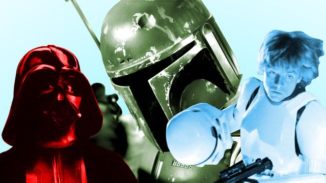 Who Said It? A 'Star Wars' Quiz