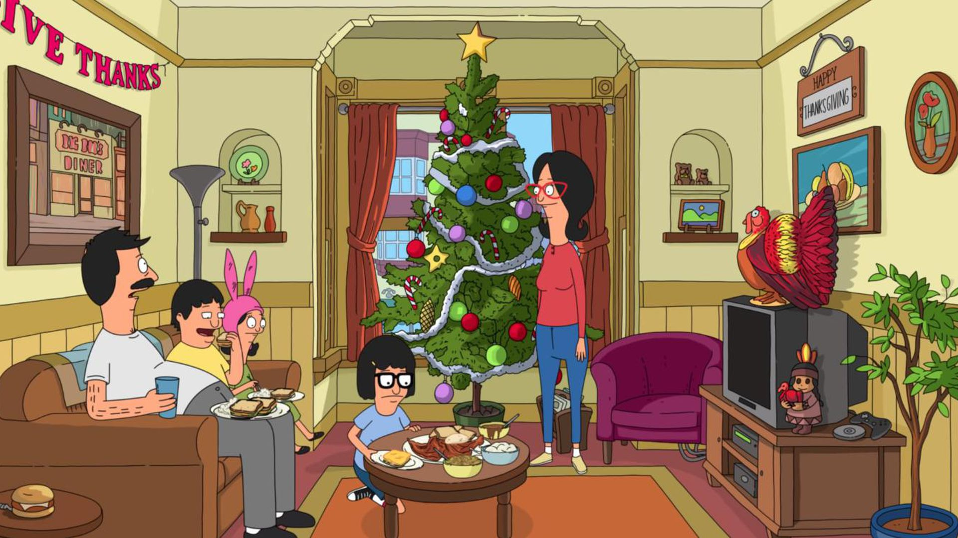 The Ultimate Bob S Burgers Holiday Episodes Quiz Howstuffworks