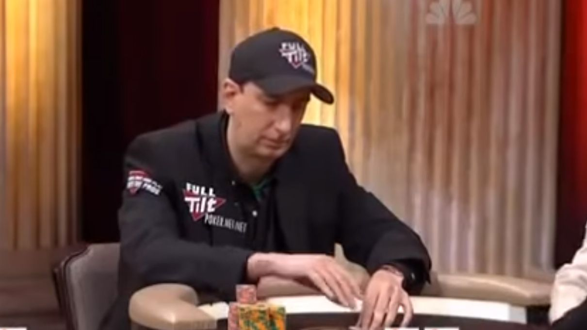 Can You Name All Of These Pro Poker Players From An Image Zoo