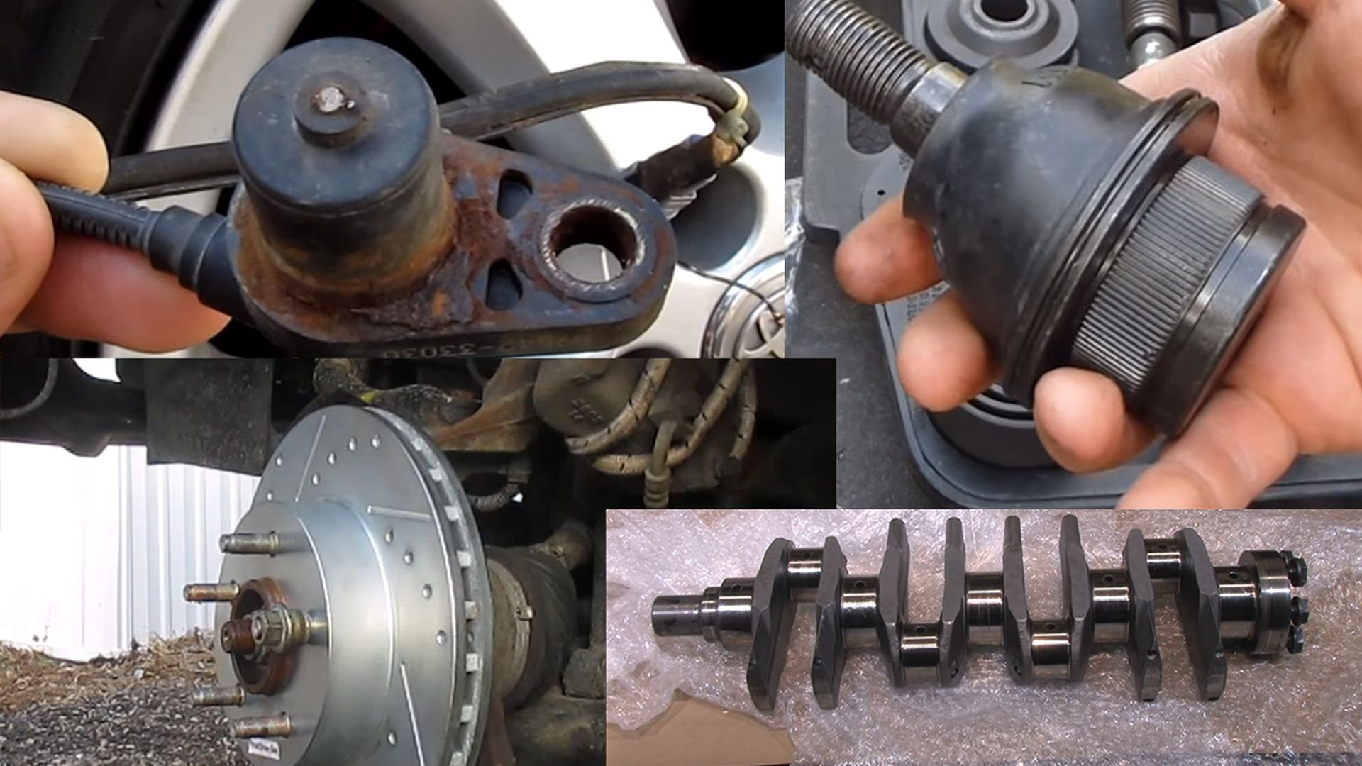 Zoo: 86% of people can't guess these 50 car parts by looking at just