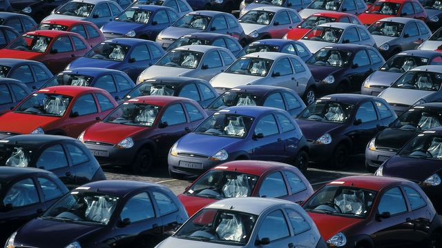 How Many Cars In The World >> Howstuffworks