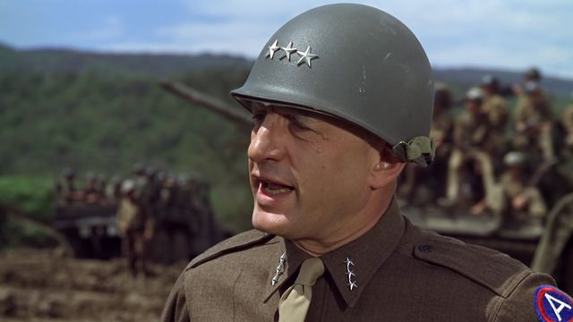 How much do you remember about the movie Patton ...