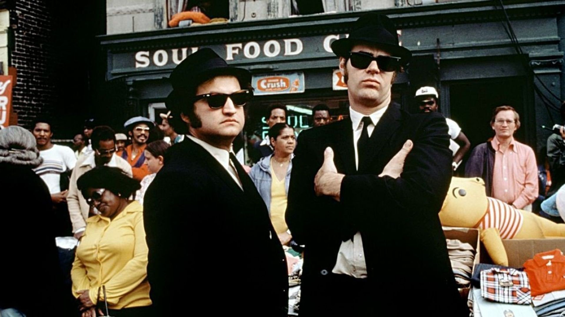 The Ultimate Blues Brothers Quiz  4a446b3a145c