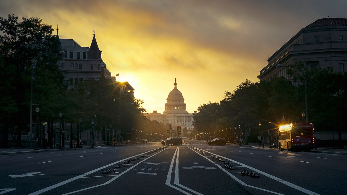 Number 9 BEST: Washington, D.C.