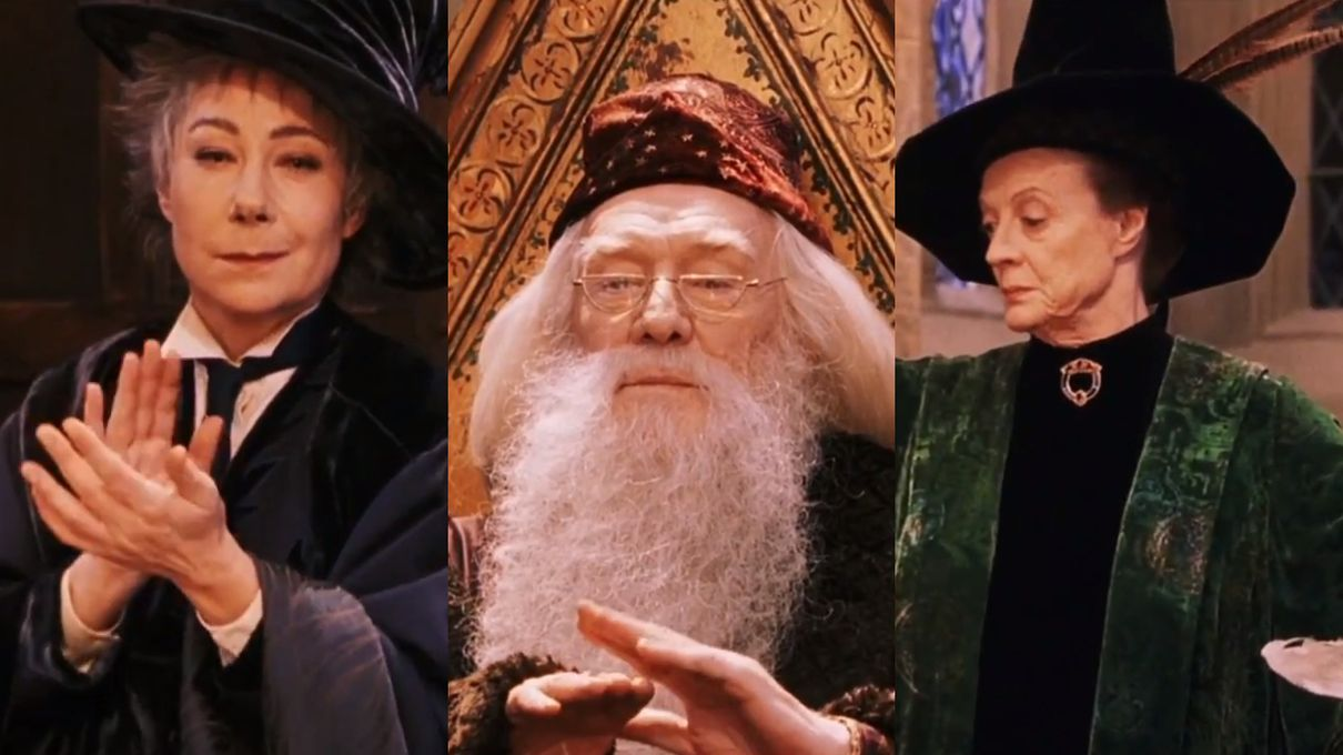 Which hogwarts professor is your soulmate