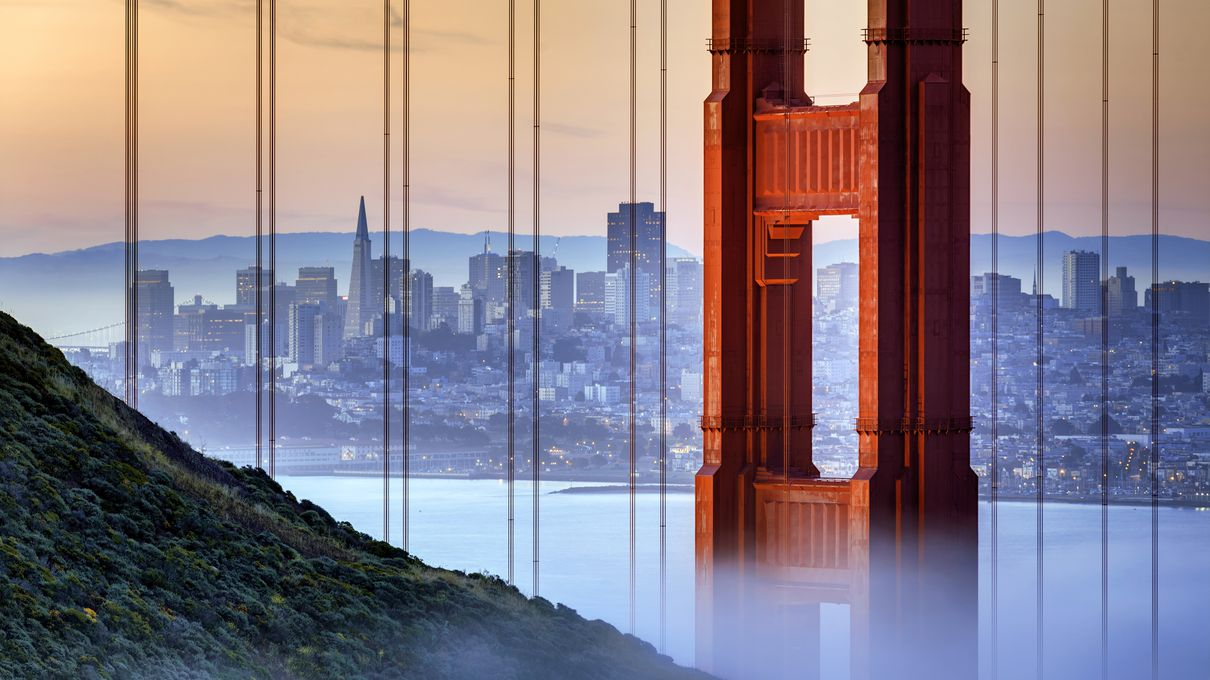 Número 8 MEJOR: San Francisco, California