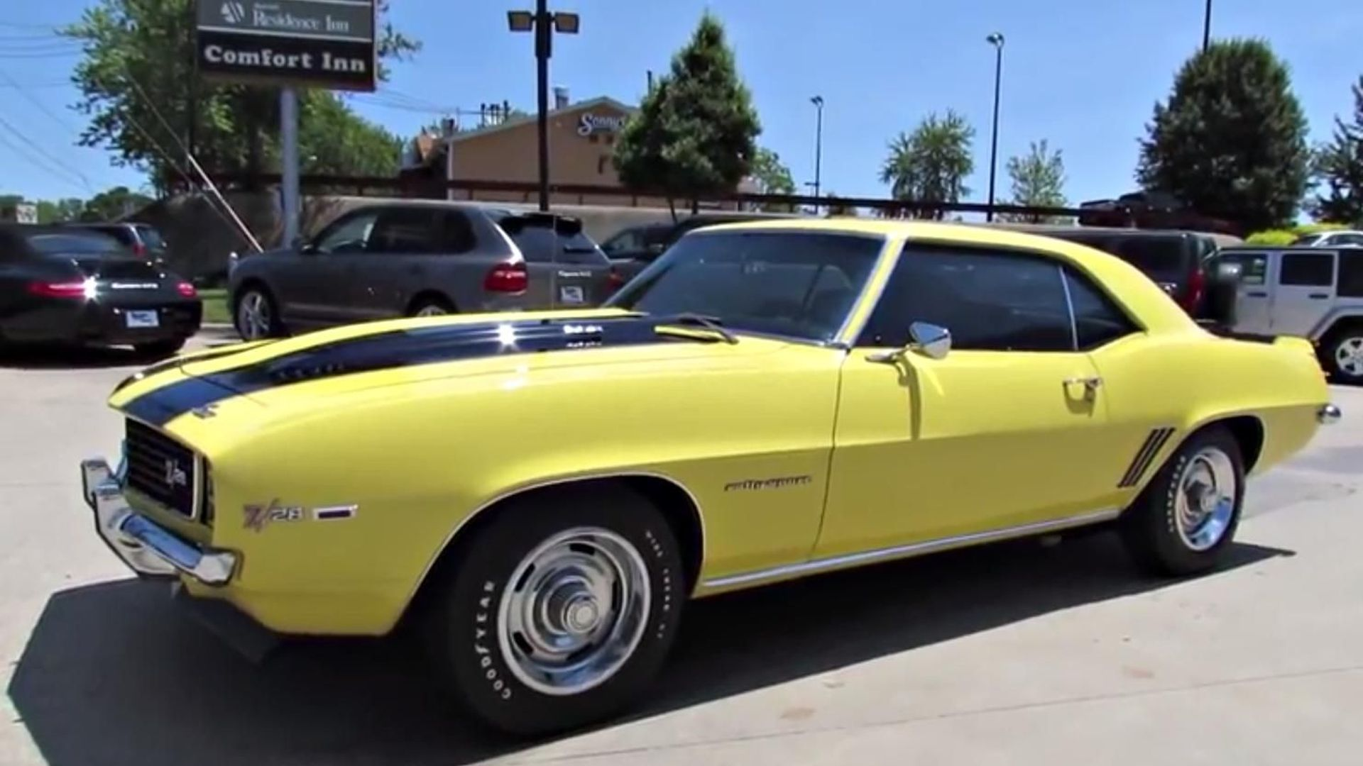 of People Can t Name All of These Classic Cars from the 60s