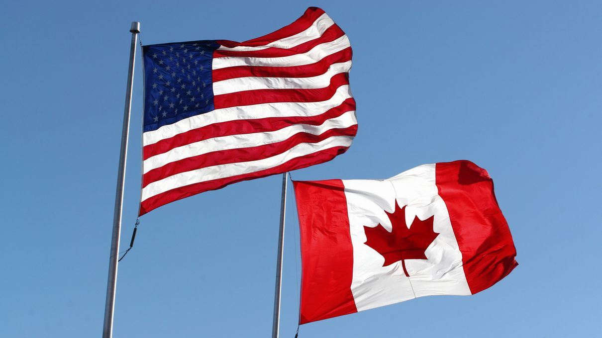 Do You Belong in The United States or Canada?