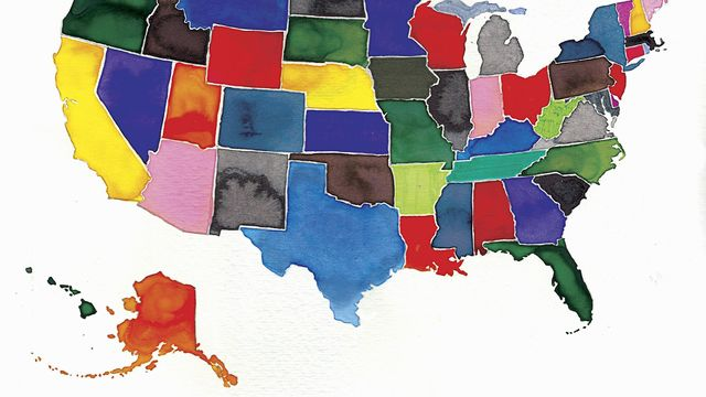 Travel the World: 50 States Quiz