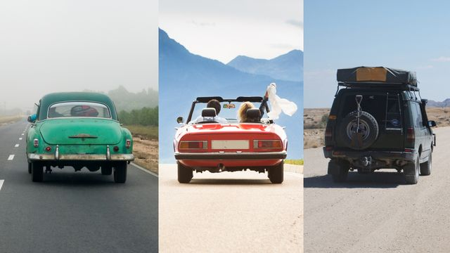 Can You Identify These Cars From Film And Tv