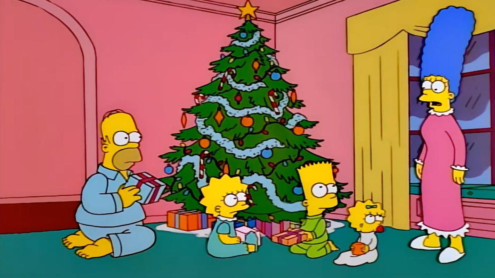 The Simpsons Christmas Quiz Howstuffworks