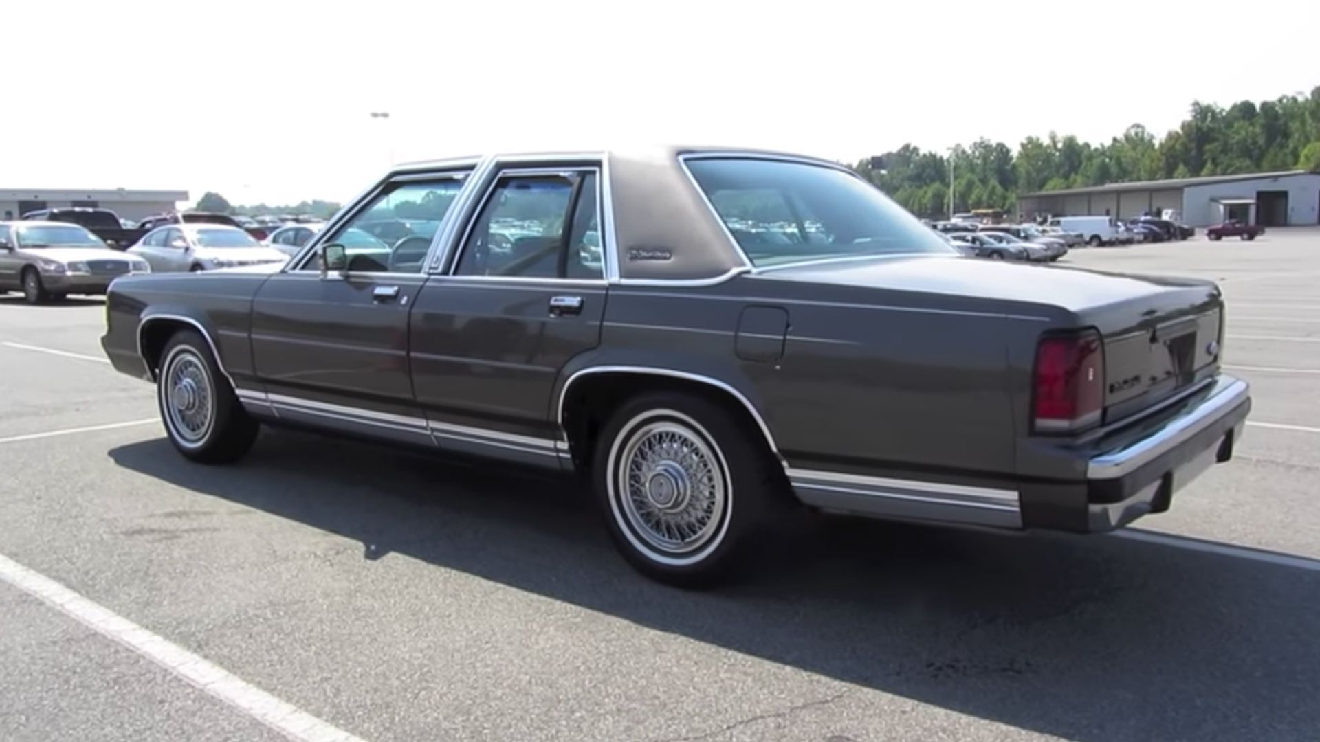 Can You Match The Ford Car To Decade Howstuffworks 1980 Crown Victoria Coupe