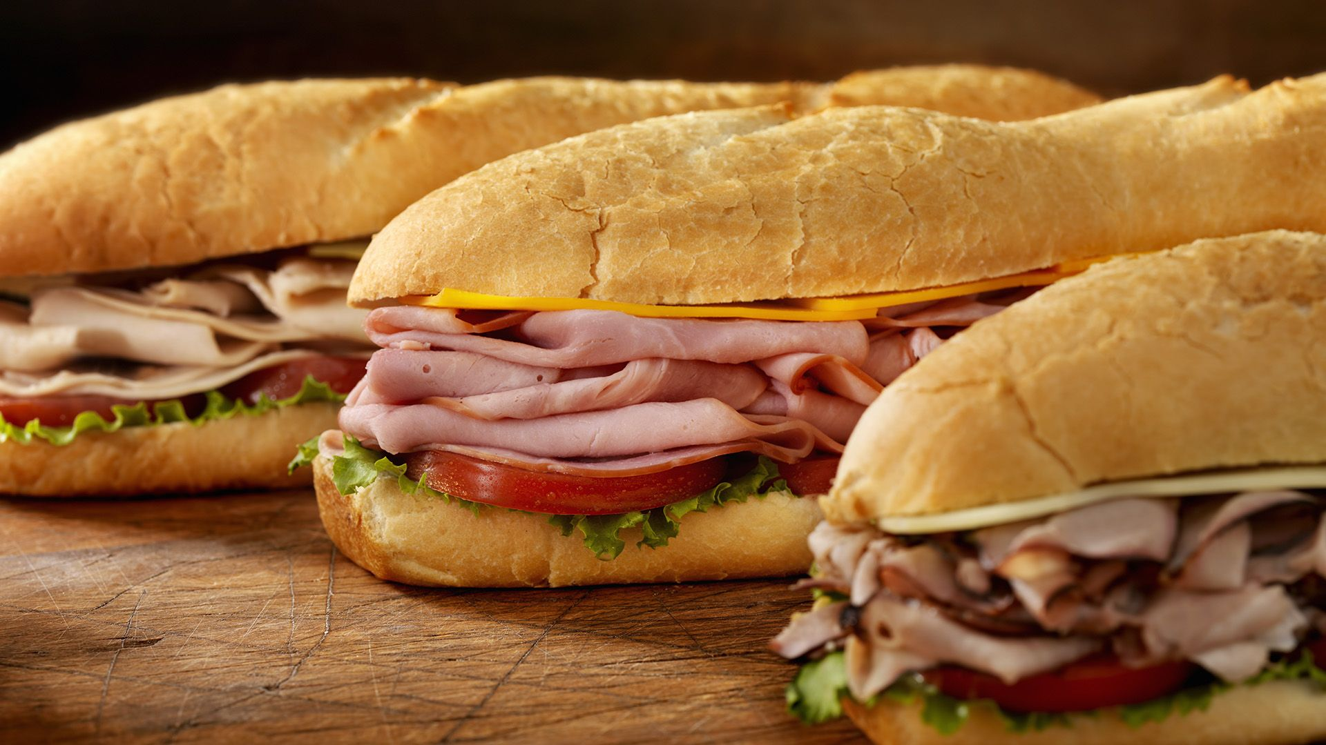 Build a Subway Sandwich and We'll Guess