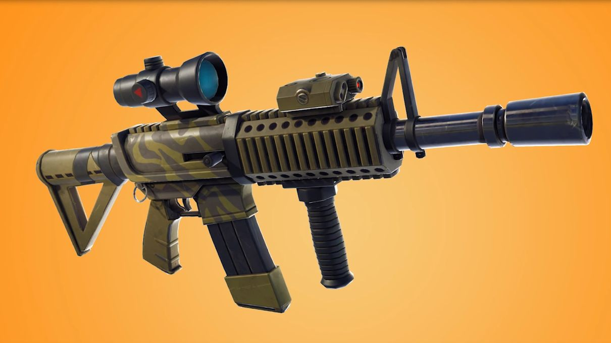 Howstuffworks: Can You Name Every Gun in Fortnite from One Photo?