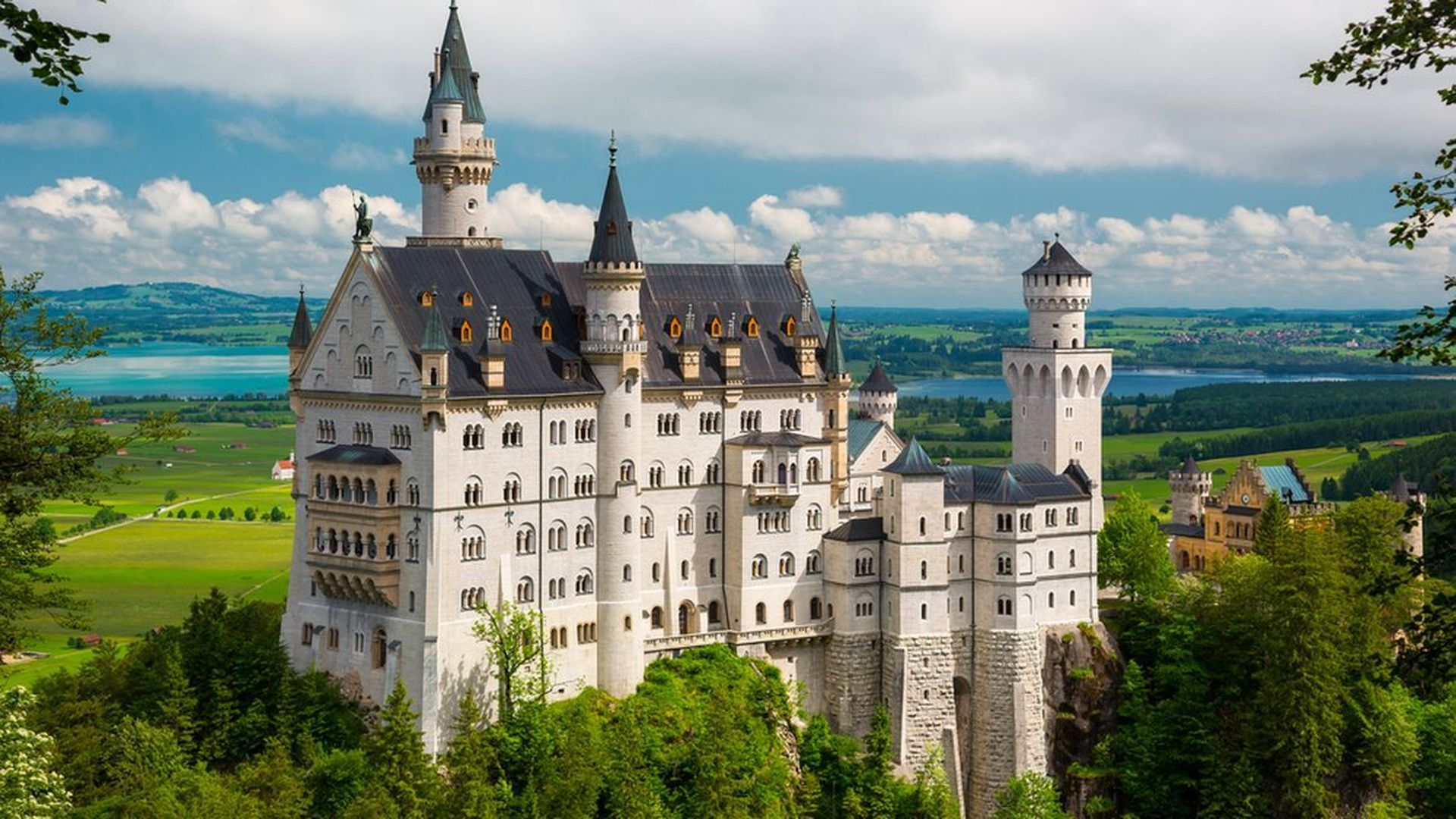 99 Of People Can T Name These Famous Castles From Images Can You Zoo