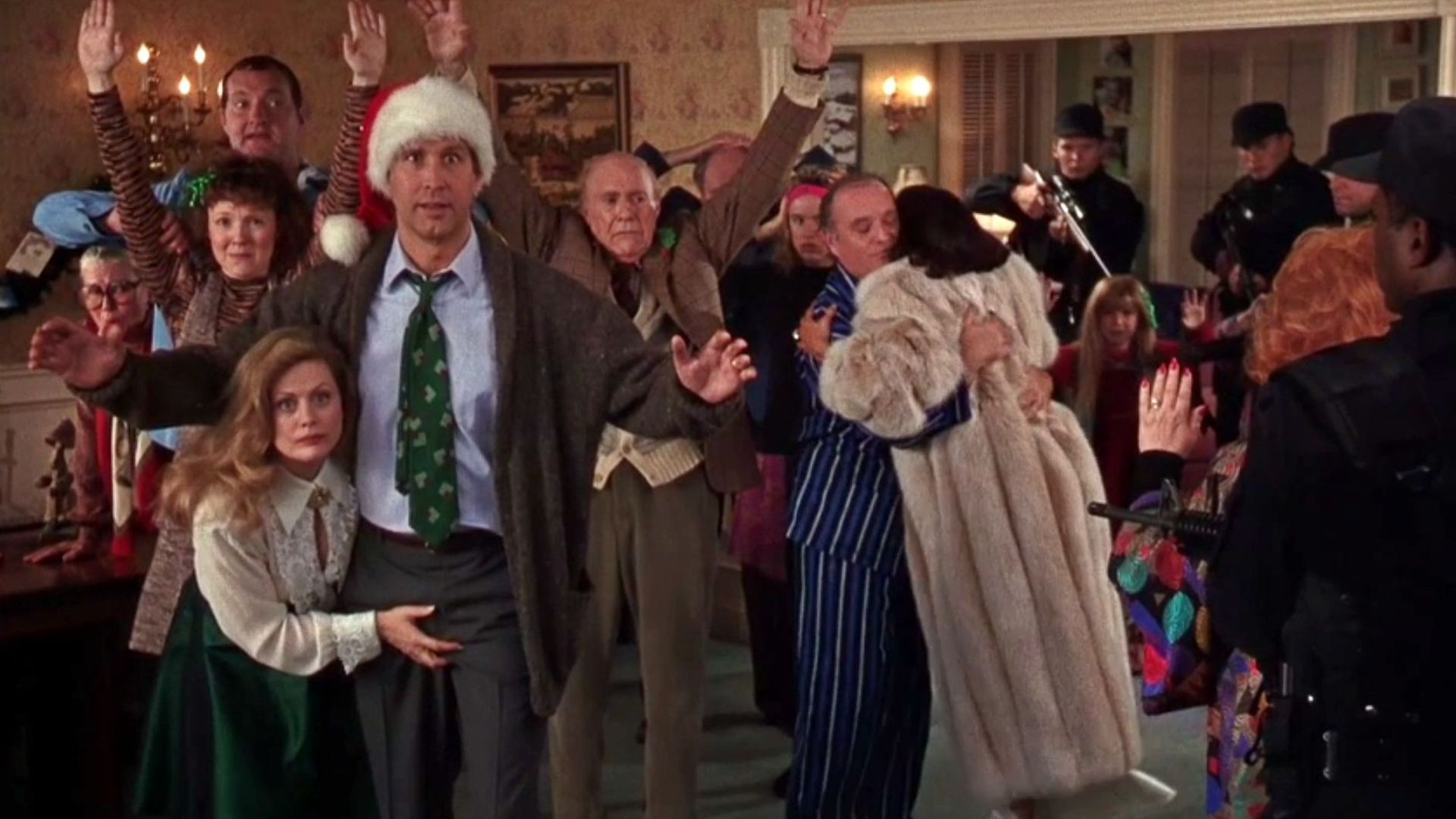 Audrey Griswold Christmas Vacation.National Lampoon S Christmas Vacation Quiz Howstuffworks