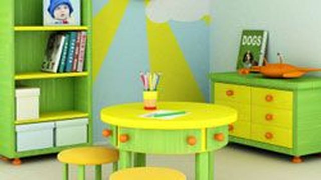 The ultimate kids room decorating quiz howstuffworks for Room design quiz