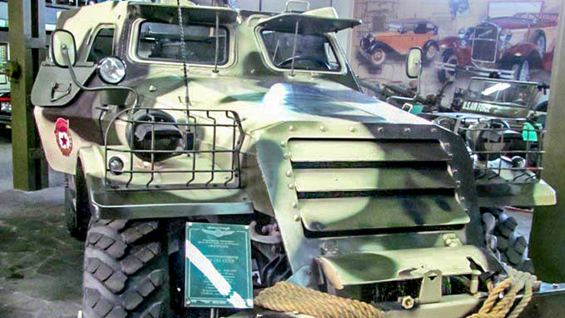Howstuffworks: Can You Match the Military Vehicle to the War?