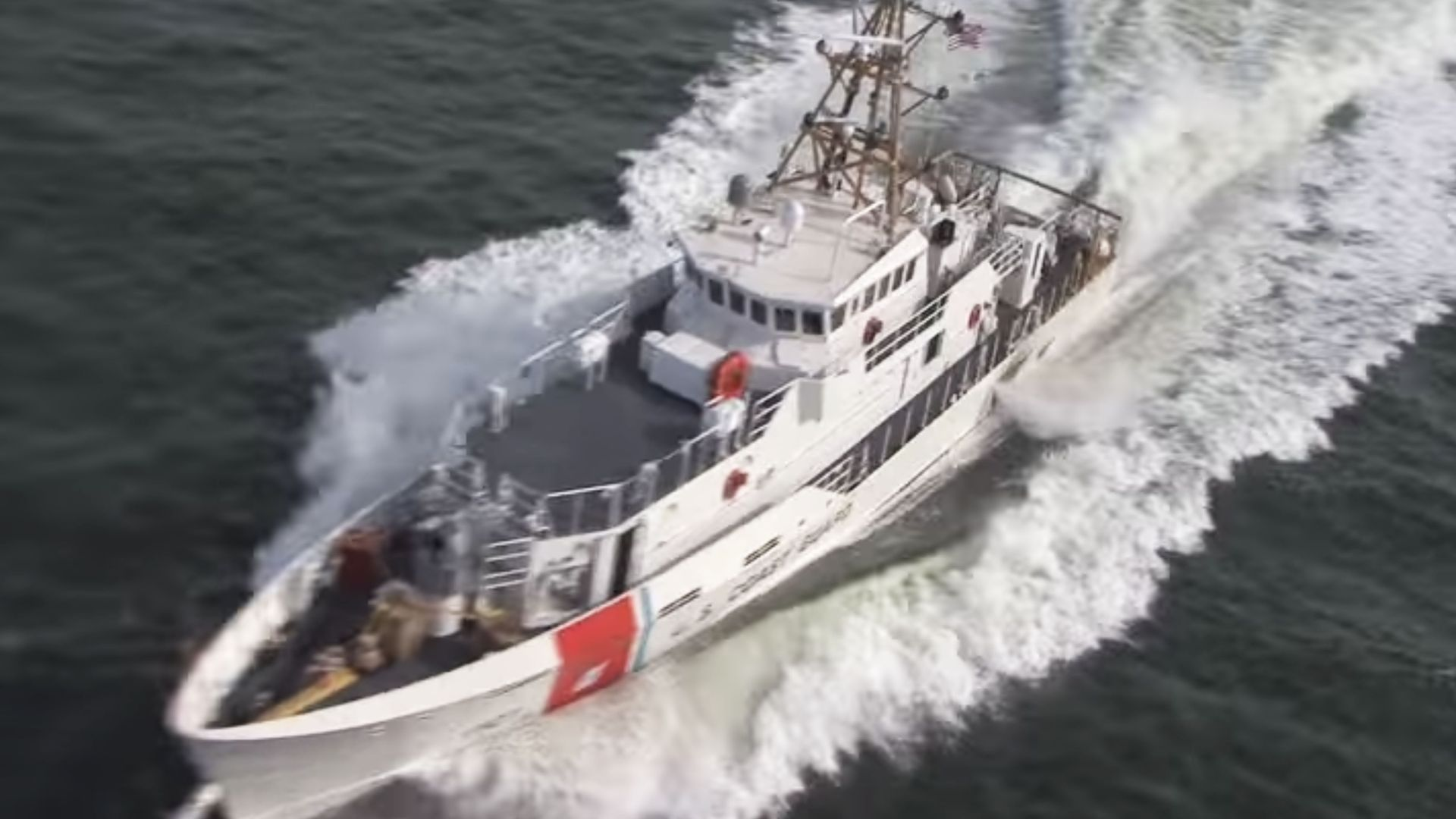 Can You Name All Of These Coast Guard Cutters From A Photo