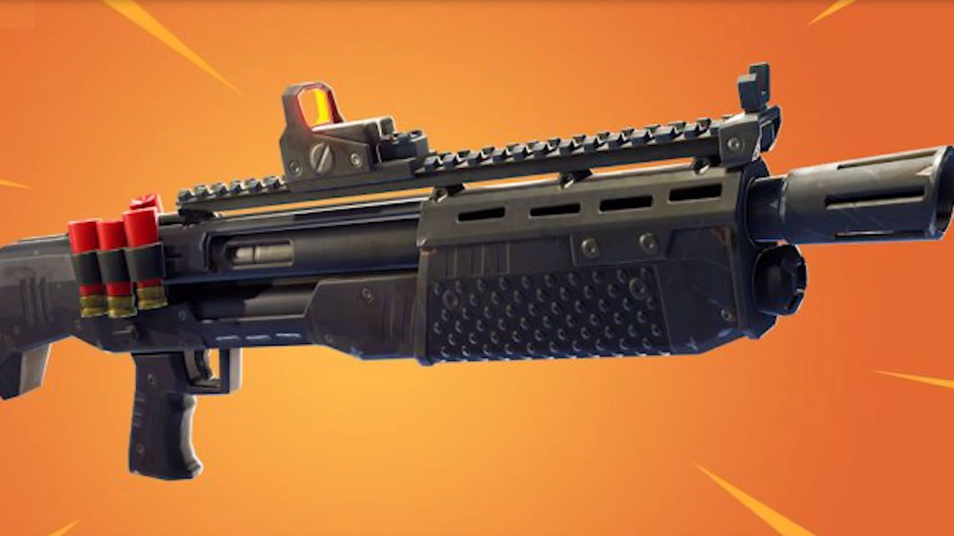 Can You Name Every Gun in Fortnite from One Photo