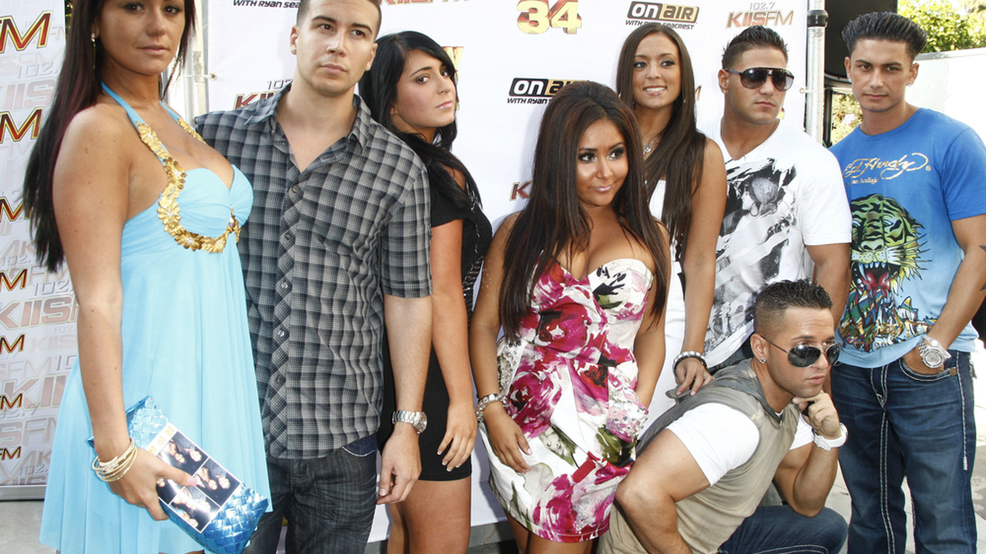 Which Jersey Shore star are you?   Zoo