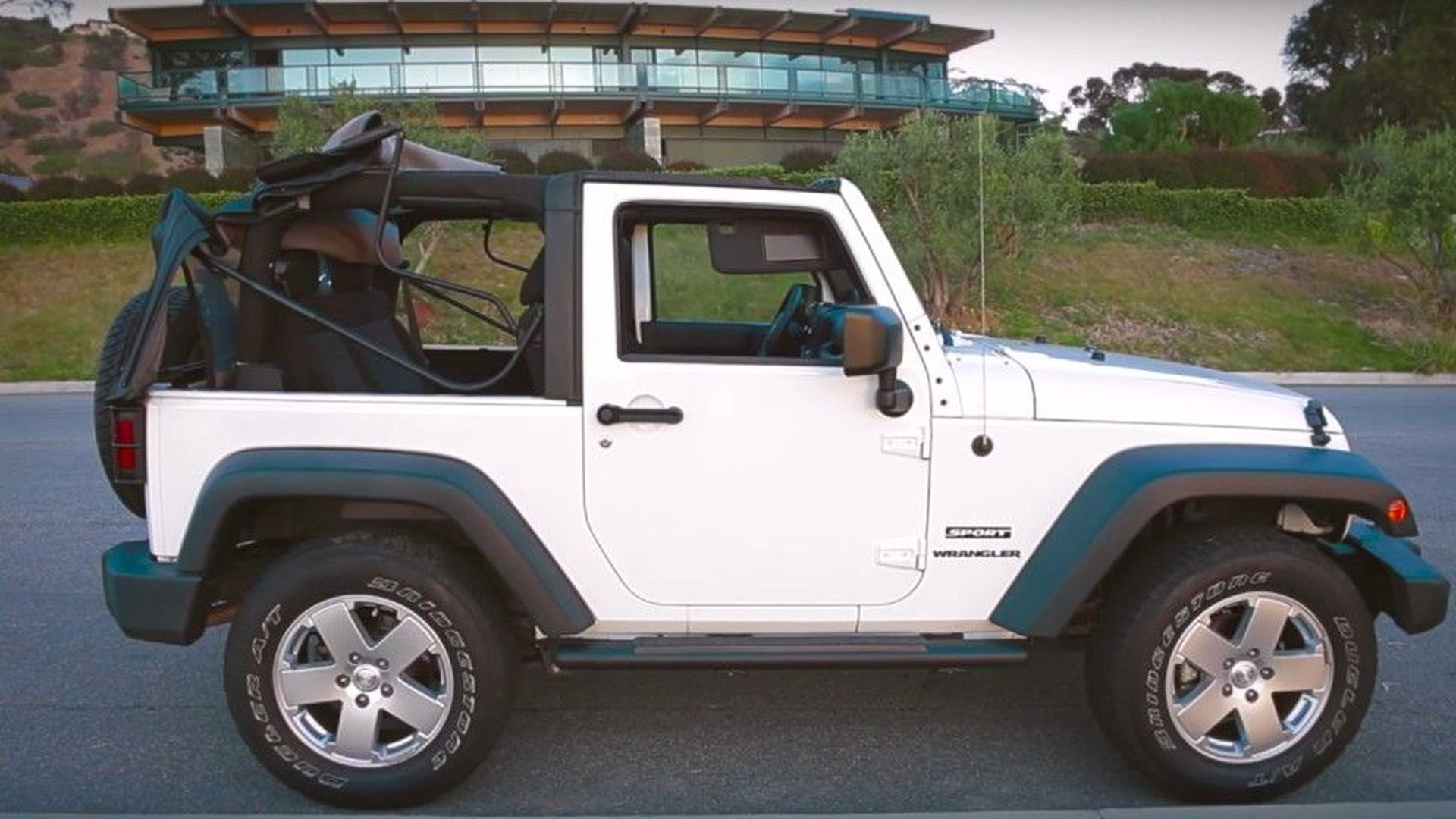 ly an Expert Can Name All of These Jeep Models from an Image Can