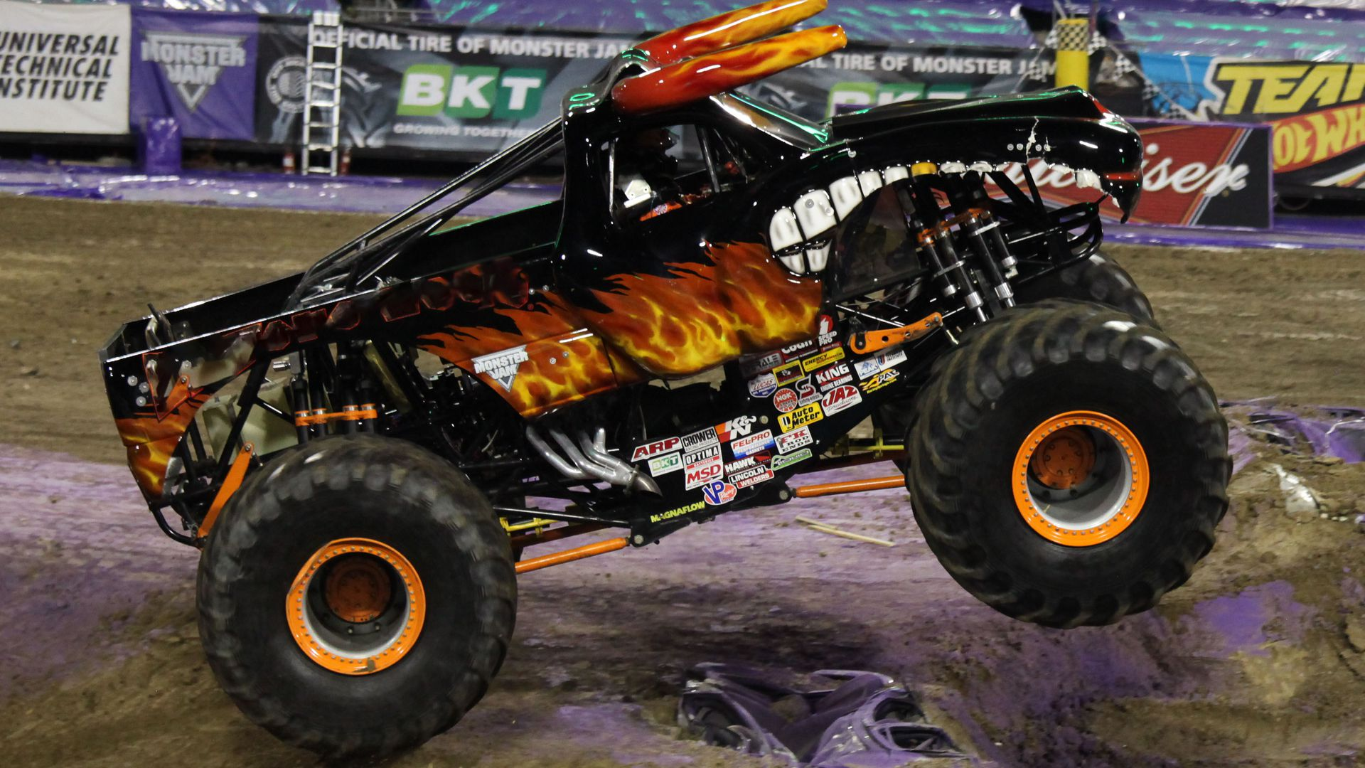 Can You Identify These Monster Jam Trucks Howstuffworks