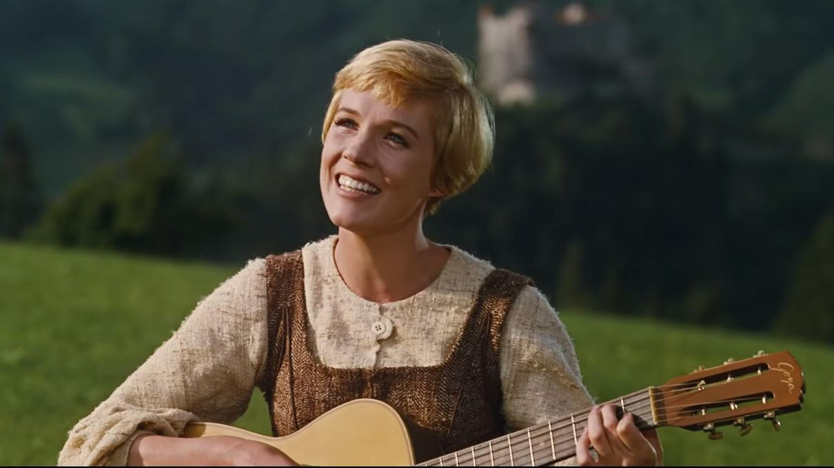 Are You More Audrey Hepburn, Marilyn Monroe, or Julie Andrews?