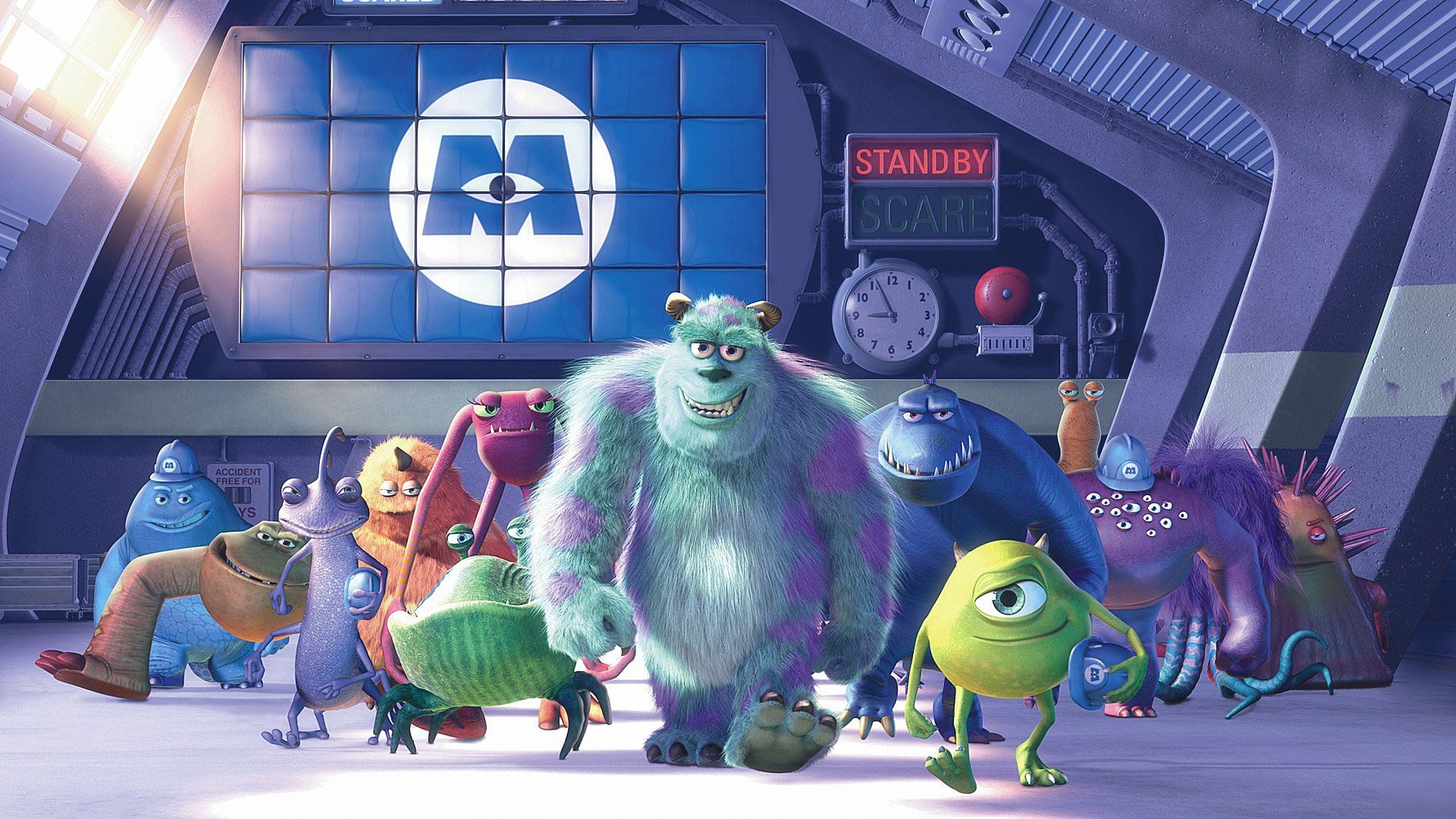 Which Monsters Inc Character Is Hiding Under Your Bed Zoo