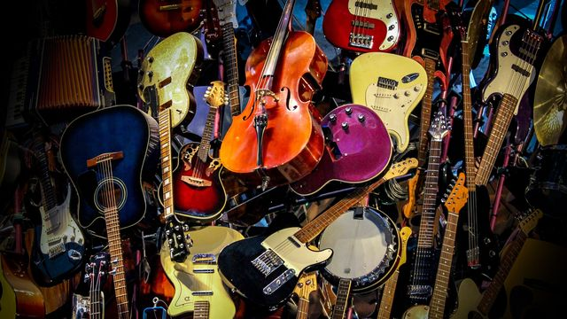 Howstuffworks Can You Name All Of These String Instruments-9821