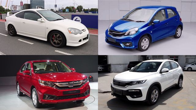 Honda or Acura: 93% of People Can't Correctly Identify the Make of