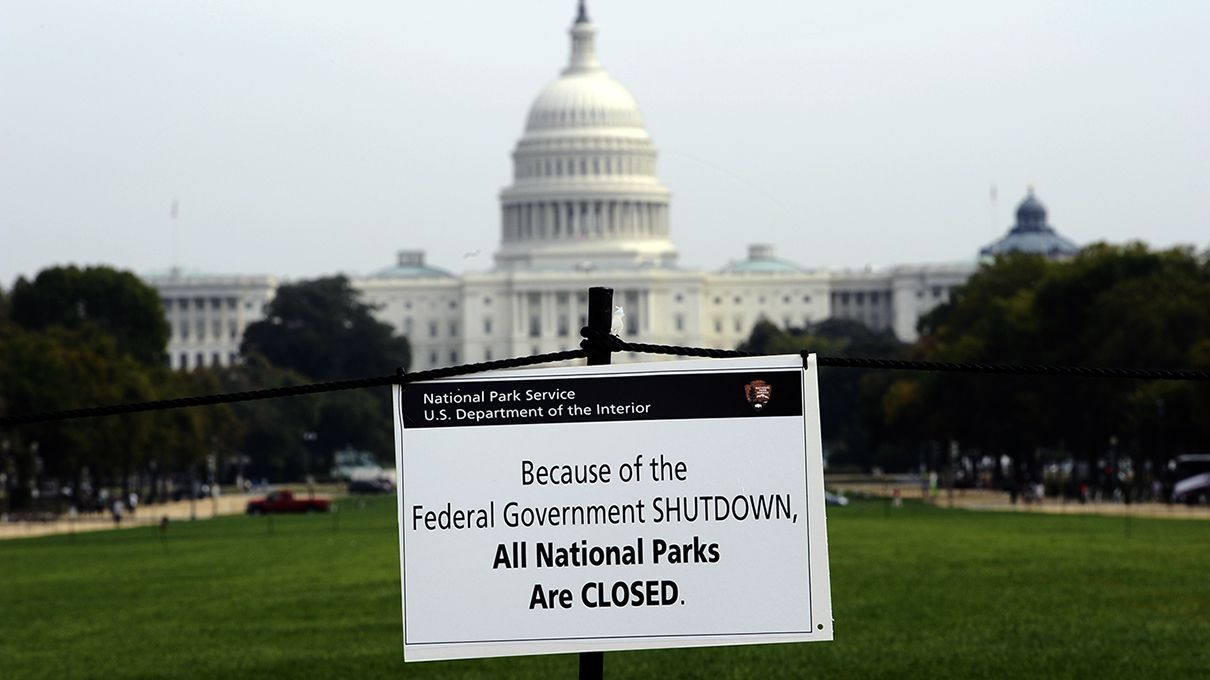 5 Things to Expect if the Government Shuts Down
